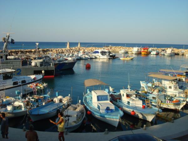 Paralimni Fishing Shelter