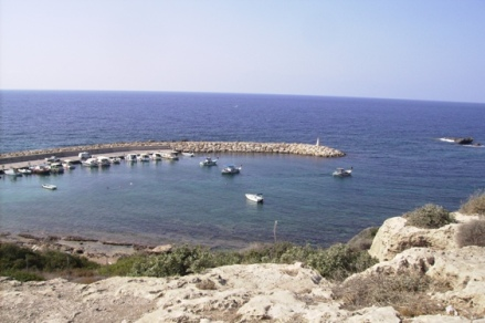 Ayios Georgios Pegeias Fishing Shelter