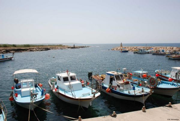 Ormideia Fishing Shelter